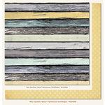 My Mind's Eye - Miss Caroline Collection - Fiddlesticks - 12 x 12 Double Sided Paper - Story Farmhouse
