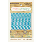 My Mind's Eye - Miss Caroline Collection - Dilly Dally - Twine - Celebrate