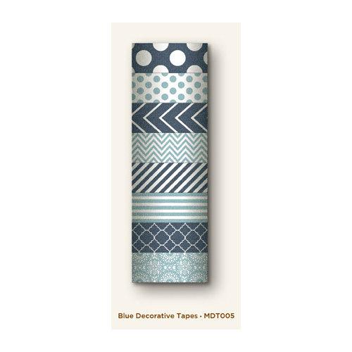 My Mind's Eye - Decorative Tapes - Blue