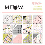 My Minds Eye - Meow Collection - 6 × 6 Paper Pad