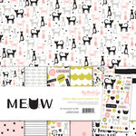 My Minds Eye - Meow Collection - 12 x 12 Paper and Accessories Kit