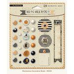 My Mind's Eye - Mischievous Collection - Halloween - Decorative Brads