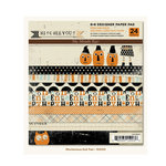 My Mind's Eye - Mischievous Collection - Halloween - 6 x 6 Paper Pad