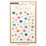 My Mind's Eye - Market Street Collection - Ashbury Heights - Enamel Dots