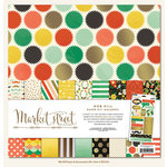 My Mind's Eye - Market Street Collection - Nob Hill - 12 x 12 Paper Kit