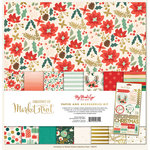 My Minds Eye - Christmas on Market Street Collection - 12 x 12 Paper and Accessories Kit