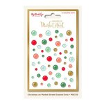 My Minds Eye - Christmas on Market Street Collection - Enamel Dots