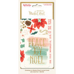 My Mind's Eye - Christmas on Market Street Collection - Journal Cards