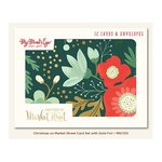 My Minds Eye - Christmas on Market Street Collection - Card Set