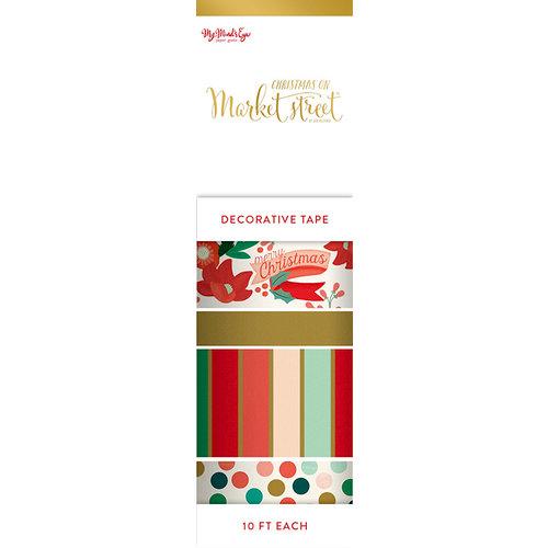 My Minds Eye - Christmas on Market Street Collection - Decorative Tape