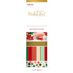 My Mind's Eye - Christmas on Market Street Collection - Decorative Tape