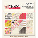 My Mind's Eye - My Story Collection - 6 x 6 Paper Pad