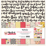 My Minds Eye - My Story Collection - 12 x 12 Paper and Accessories Kit