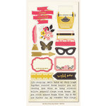 My Mind's Eye - My Story Collection - Cardstock Stickers - Every Day