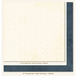 My Mind's Eye - On The Bright Side Collection - One - 12 x 12 Double Sided Paper - Polka