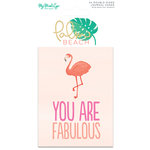 My Minds Eye - Palm Beach Collection - Journal Cards