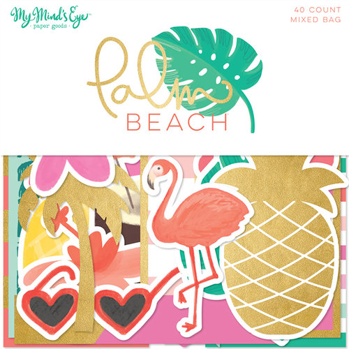 My Minds Eye - Palm Beach Collection - Mixed Bag