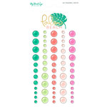 My Minds Eye - Palm Beach Collection - Enamel Dots