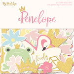 My Mind's Eye - Penelope Collection - Mixed Bag with Glitter and Foil Accents
