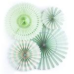 My Minds Eye - Basics Collection - Party Fans - Mint