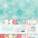 My Minds Eye - Sugar Plum Collection - Christmas - 12 x 12 Paper and Accessories Kit
