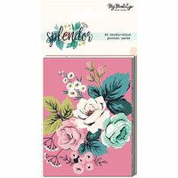 My Mind's Eye - Splendor Collection - Journal Cards