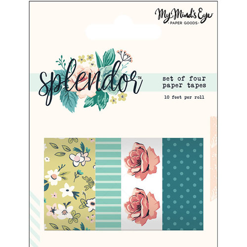 My Mind's Eye - Splendor Collection - Washi Tape