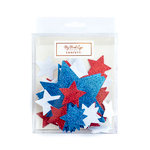 My Minds Eye - Stars and Stripes Collection - Confetti