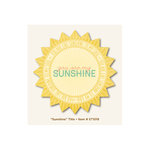 My Mind's Eye - The Sweetest Thing Collection - Tangerine - Title - Sunshine