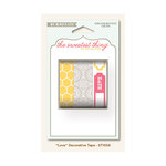 My Mind's Eye - The Sweetest Thing Collection - Honey - Decorative Tape - Love