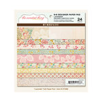 My Mind's Eye - The Sweetest Thing Collection - Lavender - 6 x 6 Paper Pad