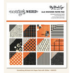 My Minds Eye - Something Wicked Collection - Halloween - 6 x 6 Paper Pad