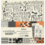 My Minds Eye - Something Wicked Collection - Halloween - 12 x 12 Paper and Accessories Kit
