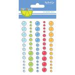 My Mind's Eye - Tutti Frutti Collection - Enamel Dots