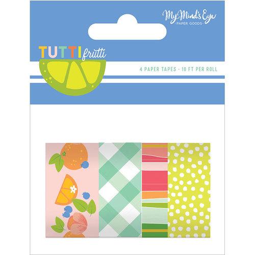 My Mind's Eye - Tutti Frutti Collection - Washi Tape