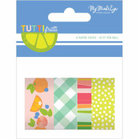 My Mind's Eye - Tutti Frutti Collection - Washi Tape
