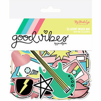 My Mind's Eye - Good Vibes Collection - Mixed Bag with Foil Accents