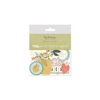 My Minds Eye - Wild Asparagus Collection - Ephemera - Mixed Bag