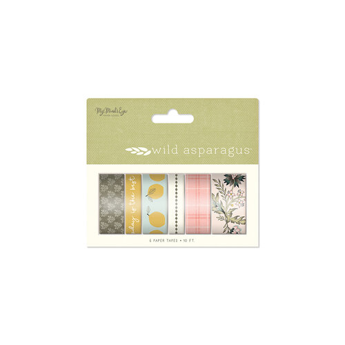 My Minds Eye - Wild Asparagus Collection - Washi