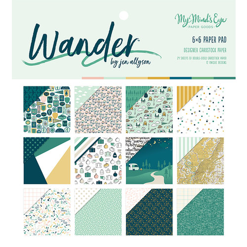Wander Paper Pack
