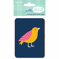 My Minds Eye - Well Hello Collection - Journal Cards