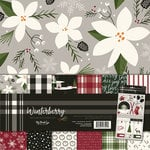 My Minds Eye - Winterberry Collection - Christmas - 12 x 12 Collection Pack