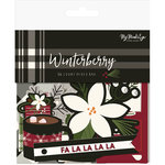 My Minds Eye - Winterberry Collection - Christmas - Mixed Bag