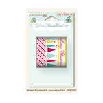My Mind's Eye - Winter Wonderland Collection - Christmas - Decorative Tape