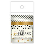 My Minds Eye - Yes, Please Collection - Decorative Tape