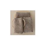 Maya Road - Vintage Linen Burlap - Treasure Bags
