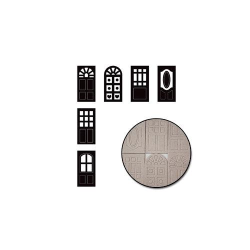 Maya Road - Chipboard Set - Doorways