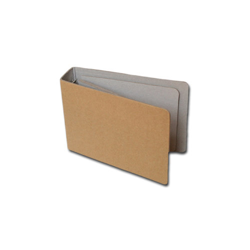 Maya Road - Chipboard Book - 3 x 6 Landscape Binder