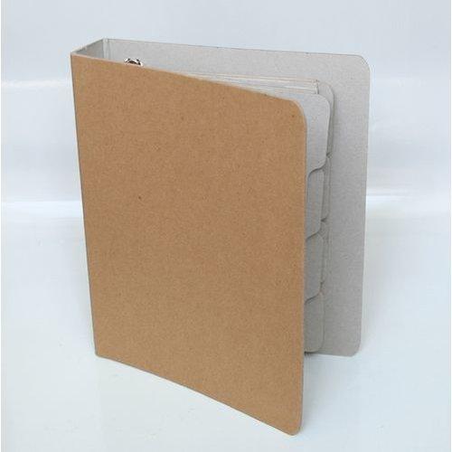 Maya Road - Chipboard Book - Journaling Memory Binder