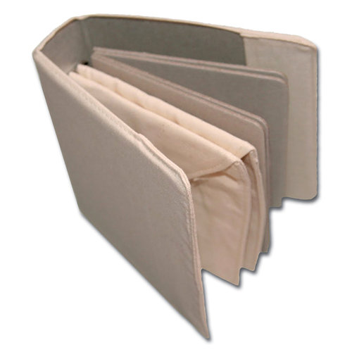 Maya Road - Canvas Collection - Canvas Album - Square Binder, CLEARANCE